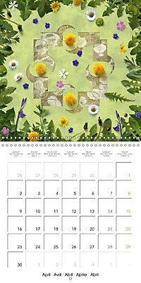 A Year with the Earth (Wall Calendar 2018 300 × 300 mm Square) - Produktdetailbild 4