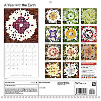 A Year with the Earth (Wall Calendar 2018 300 × 300 mm Square) - Produktdetailbild 13