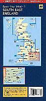 AA Road Map Britain South East England - Produktdetailbild 1