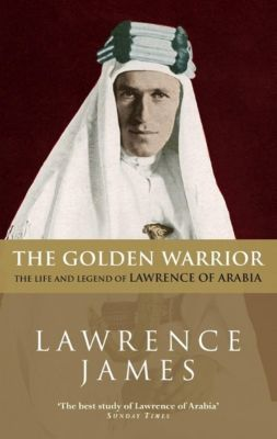 Abacus: The Golden Warrior, Lawrence James