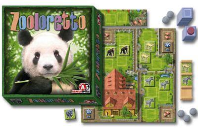 Abacusspiele Zooloretto, Spiel des Jahres 2007!, Michael Schacht
