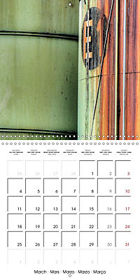 Abandoned factories (Wall Calendar 2019 300 × 300 mm Square) - Produktdetailbild 3