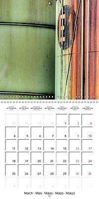 Abandoned factories (Wall Calendar 2019 300 × 300 mm Square) - Produktdetailbild 3