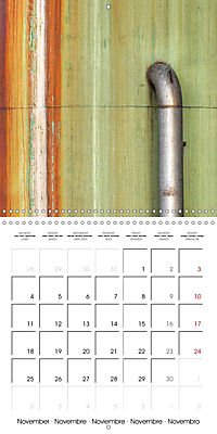 Abandoned factories (Wall Calendar 2019 300 × 300 mm Square) - Produktdetailbild 11