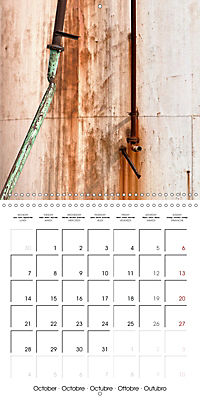 Abandoned factories (Wall Calendar 2019 300 × 300 mm Square) - Produktdetailbild 10