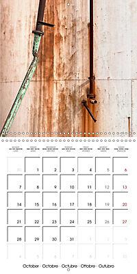 Abandoned factories (Wall Calendar 2019 300 × 300 mm Square) - Produktdetailbild 10