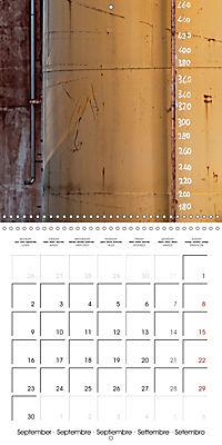 Abandoned factories (Wall Calendar 2019 300 × 300 mm Square) - Produktdetailbild 9