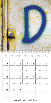 Abandoned factories (Wall Calendar 2019 300 × 300 mm Square) - Produktdetailbild 7