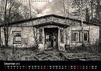 Abandoned Places Haunted Houses (Wall Calendar 2019 DIN A3 Landscape) - Produktdetailbild 12