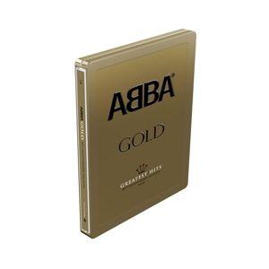 Abba Gold (40th Anniversary Steelbook Edition), Abba