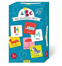 ABC - Mein Buchstaben-Memo (Kinderspiel) - Produktdetailbild 1