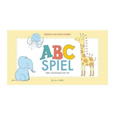 ABC-Spiel (Kinderspiel) - Lisa Wirth |