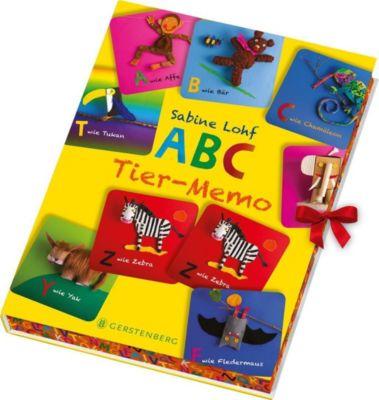 ABC-Tier-Memo (Kinderspiel), Sabine Lohf