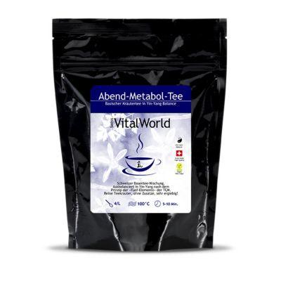 Abend-Metabol-Tee, Beutel à 100 g von VitalWorld