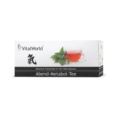 Abend-Metabol-Tee Schwimmbeutel, 24 Portionen von VitalWorld