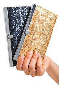 Abendtasche Clutch, gold - Produktdetailbild 1