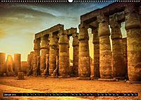 Abenteuer am Nil. Auf den Spuren der Pharaonen (Wandkalender 2019 DIN A2 quer) - Produktdetailbild 1
