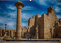Abenteuer am Nil. Auf den Spuren der Pharaonen (Wandkalender 2019 DIN A2 quer) - Produktdetailbild 3