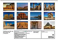 Abenteuer am Nil. Auf den Spuren der Pharaonen (Wandkalender 2019 DIN A2 quer) - Produktdetailbild 13