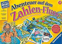 Abenteuer auf dem Zahlen-Fluss (Kinderspiel) - Produktdetailbild 1