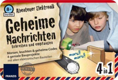 Abenteuer Elektronik: Geheime Nachrichten, Carmen Skupin