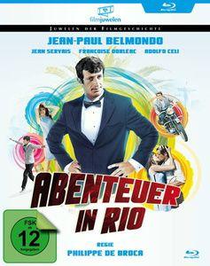 Abenteuer in Rio, Jean-Paul Belmondo