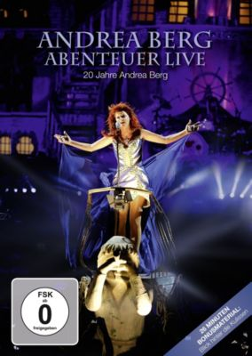 Abenteuer - Live, Andrea Berg