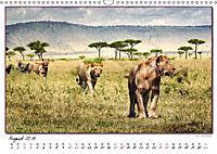 Abenteuer Masai Mara (Wandkalender 2019 DIN A3 quer) - Produktdetailbild 8