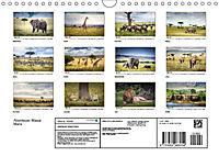 Abenteuer Masai Mara (Wandkalender 2019 DIN A4 quer) - Produktdetailbild 13