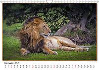 Abenteuer Masai Mara (Wandkalender 2019 DIN A4 quer) - Produktdetailbild 11