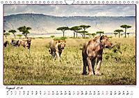 Abenteuer Masai Mara (Wandkalender 2019 DIN A4 quer) - Produktdetailbild 8