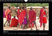 Abenteuer Safari (Wandkalender 2019 DIN A4 quer) - Produktdetailbild 3