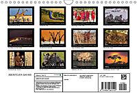 Abenteuer Safari (Wandkalender 2019 DIN A4 quer) - Produktdetailbild 13