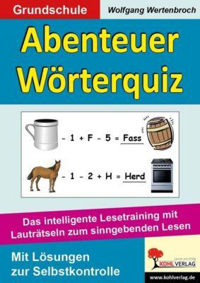 Abenteuer Wörterquiz, Wolfgang Wertenbroch