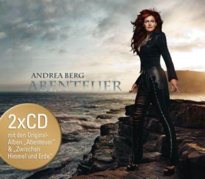 Abenteuer / Zwischen Himmel und Erde (2-In-1 Edition, 2 CDs), Andrea Berg