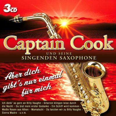 Aber dich gibt's nur einmal für mich, Captain Cook Und Seine Singenden Saxophone