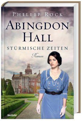 Abingdon Hall - Stürmische Zeiten, Phillip Rock