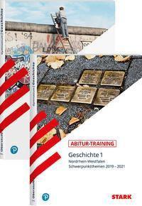 Abitur-Training Geschichte Nordrhein-Westfalen, 2 Bde.