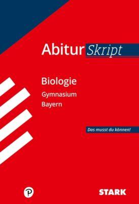 AbiturSkript Biologie, Gymnasium Bayern - Brigitte Meinhard pdf epub