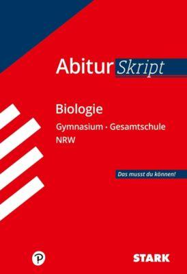 AbiturSkript Biologie, Gymnasium/Gesamtschule Nordrhein-Westfalen