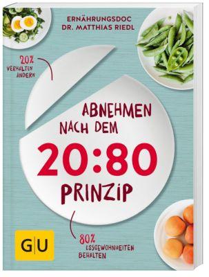 Abnehmen nach dem 20:80-Prinzip, Matthias Riedl