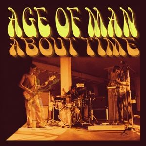About Time (Black Vinyl), Age Of Man