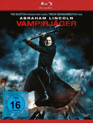 Abraham Lincoln: Vampirjäger, Seth Grahame-Smith, Simon Kinberg