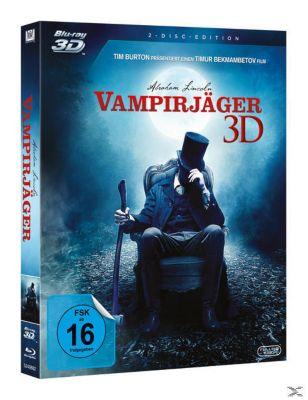 Abraham Lincoln: Vampirjäger - 3D-Version