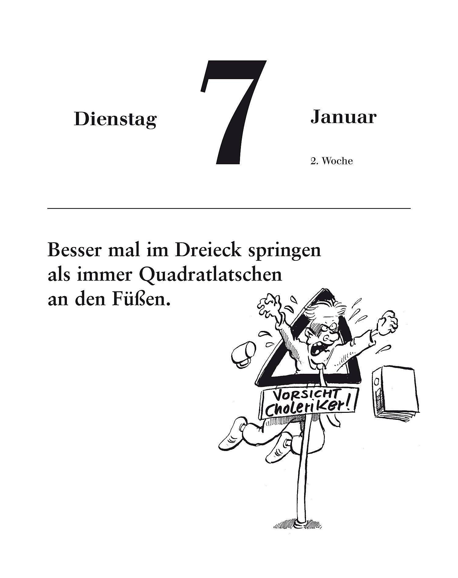2014 Lustige Spruche.Abreisskalender Spruche 2014 Kalender Bei Weltbild Ch