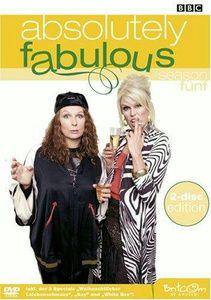 Absolutely Fabulous - Season fünf, Jennifer Saunders, Joanna Lumley, Bbc, Britcom