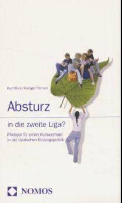 Absturz in die zweite Liga?, Kurt Bohr, Rüdiger Pernice