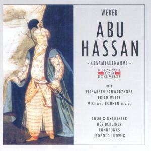 Abu Hassan-Singspiel, Chor U.Orch.D.Berliner Rundfun