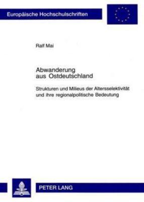 Abwanderung aus Ostdeutschland, Ralf Mai