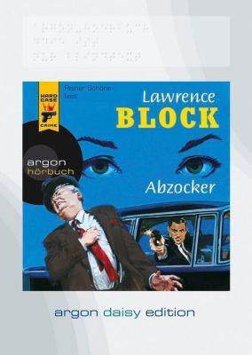 Abzocker, 1 MP3-CD, Lawrence Block